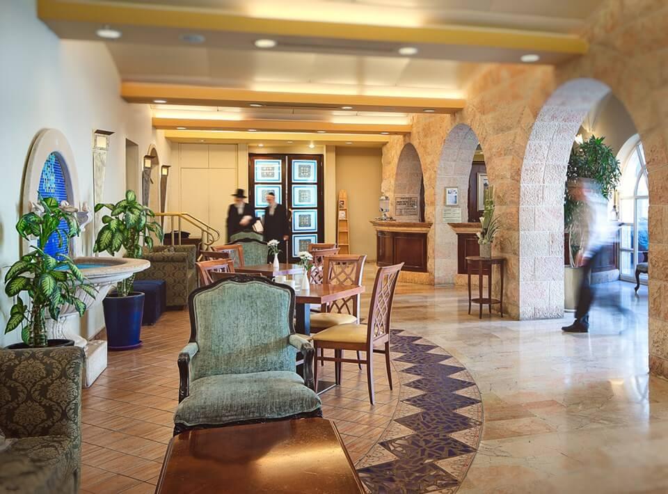 מלון פרימה פאלאס